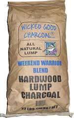 Wicked Good Charcoal Weekend Warrior Blend