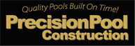 Precision Pool Construction Inc Logo